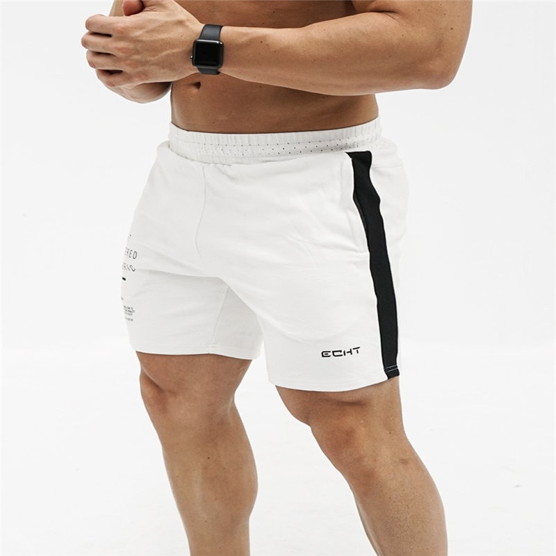 2018 New Arrival Mens Casual Shorts Gyms Fitness Bodybuilding Joggers Shorts Men Shorts Summer Sportswear Sweatpants