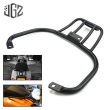 Motorcycle CNC Aluminum Carbon Rear Sports Luggage Book Rack Shelf Bracket Support Holder for VESPA GTS 300 Accessories Modified недорго, оригинальная цена