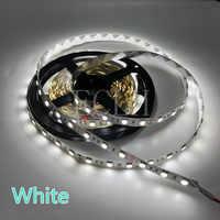HA CONDOTTO LA Luce di Striscia DC12V 5 m 300 Leds SMD3528/5050/5630 DiodeTape Singoli Colori di Alta Qualità Del Nastro Flessibile luci di casa Decoation