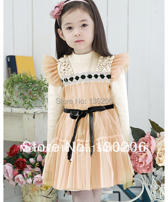 Korean girls tutu spring and autumn new style fashion kids long sleeve dress baby dress children's clothing kq2zs10 01s kq2zs10 01s fittings kq2zs10 01s pipe joint