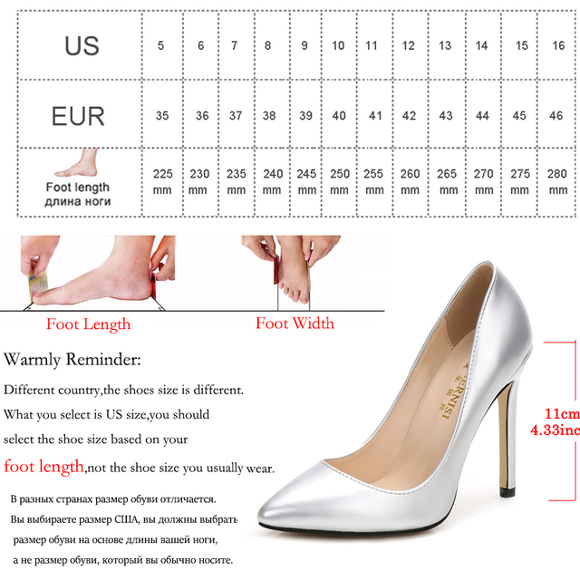MAIERNISI New Fashion High Heels Women Pumps Thin Heel Classic Sexy Prom Wedding Shoes Office Women Shoes Big Size 35-46 Leather