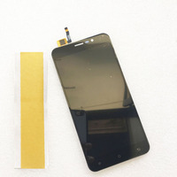 LCD Display and Touch Screen For Cubot Note S LCD Display Digitizer Assembly Display LCD Screen Black Replacement Parts