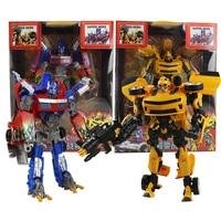 Hot sale 25cm Transformation Car model Autobots action figure toys Robocar Boy toys Juguetes Classic Toys Gifts For Children