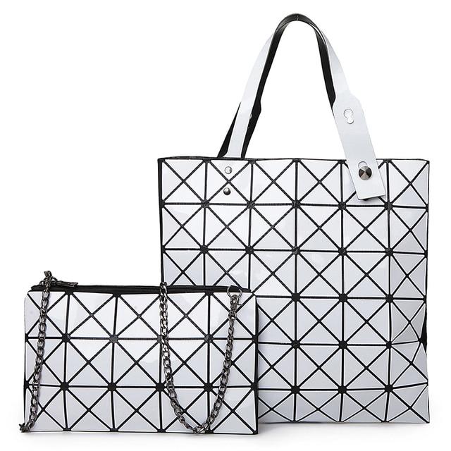 8b59d2776c0c Hot Sale BAOBAO Bag Folding Handbag Fashion Handbags Bao Bao Bag Fashion  Casual Tote Fashion Women Tote Japan High Quality