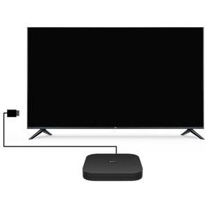 Image 4 - Global Xiaomi Mi TV Box S 4K HDR Android TV 8.1 Ultra HD 2G 8G WIFI Google Cast Netflix Smart IPTV Set top Box 4 Media Player
