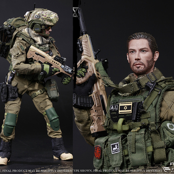 FLAGSET FS-73017 1/6 Israel Wild Boy Special Forces Solider full set male man action figure model toy collection gifts набор stanley 6 97 043 из плоскогубцев и кусачек 0 84 054 055 076 3 шт