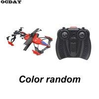 Wielofunkcyjny Mini 2CH Drone Powietrza-Ziemi Latające RC Car Dual Mode Powietrza Pilot Śmigłowca Quadcopter Drone Zabawki Dla dzieci