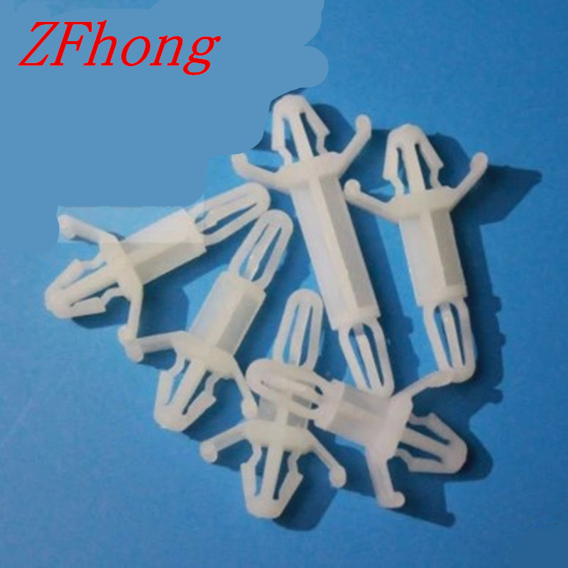 500PCS GB218 Nylon PCB Spacer Plastic Stand-off Spacer Plastic Parts Reverse Locking Circuit Board Support big togo main circuit board motherboard pcb repair parts for nikon d610 slr