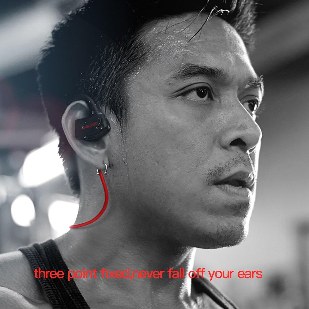 Image 4 - DACOM P10 sportowe słuchawki bluetooth IPX7 wodoodporne bezprzewodowe słuchawki Stereo zestaw słuchawkowy z mikrofonemSłuchawki douszne i nauszne BluetoothElektronika użytkowa -