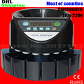 Electronic coin counter coin sorter,SE-900 counting machine for most countries coins, counting for US,UK,EU,THB,MRY etc,DHL ship
