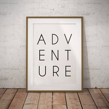 Adventure Wall Art