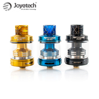 In stock! Original Joyetech RIFTCORE DUO Atomizer Coilless System RFC heater 3.5ml Tank Electronic Cigarette Atomizer New Hot!