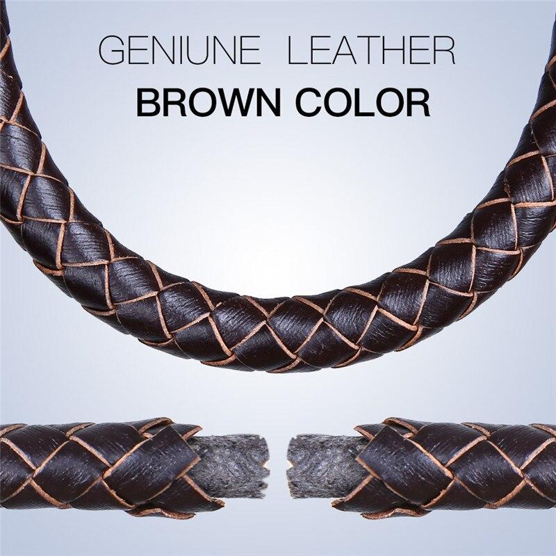 Braid Brown