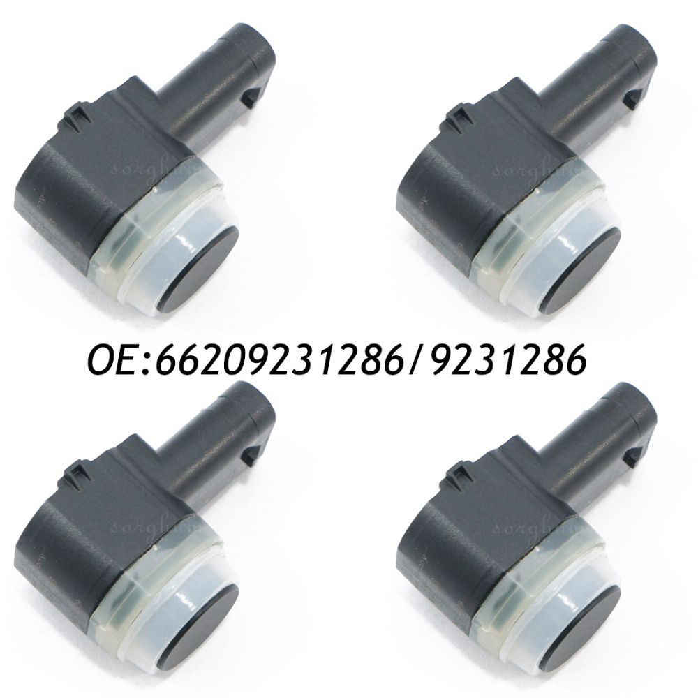 4 pièces 9231286 PDC capteur de stationnement pare-chocs aide inverse capteur de parc pour BMW 9139867 66209231286