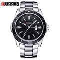 CURREN Business Men Watch Luxury Brand Stainless Steel Analog Fashion Men's Quartz Montre Watch Men Watches Relogio Masculino