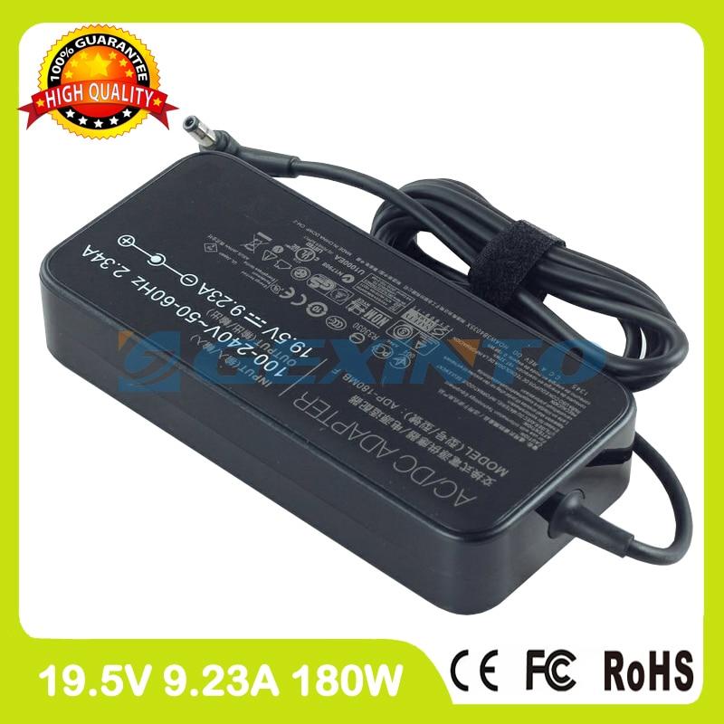 19.5V 9.23A 180W ac power adapter N180W-02 ADP-180MB K laptop charger for Asus ROG G752VT GL502VY GL502VT 19v 9 5a 180w adapter adp 180hb b for msi gt60 gt70 power charger for asus g55vw g75vw g75vx g750 g750jw g750jx