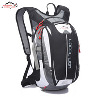 Bicycle Bag Bike MTB Outdoor Enquipment 18L Climbing Hiking Breathable Outdoor Riding Cycling Backpack Riding Bicycle