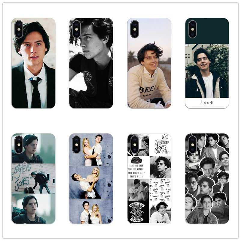 American South side TV Riverdale Jughead Jones Woz TPU phone case cover For IPhone 6 6s 7 8 PLUS 5 5s SE X XR XS MAX shell coque