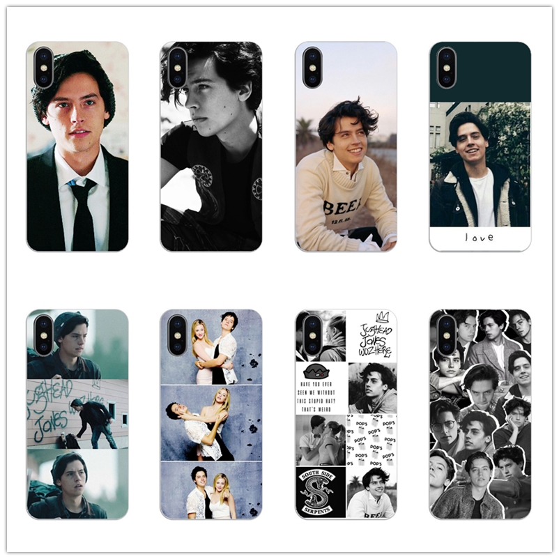 American South side TV <font><b>Riverdale</b></font> Jughead Jones Woz TPU phone <font><b>case</b></font> cover For <font><b>IPhone</b></font> <font><b>6</b></font> 6s 7 8 PLUS 5 5s SE X XR XS MAX shell coque image