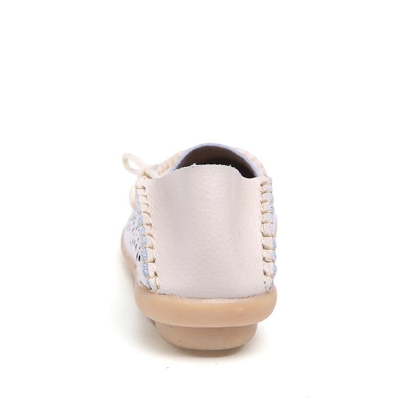 a9d304f52308 DoraTasia whoelsale dropship Soft genuine Leather women Shoes Woman ...