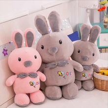 Cartoon Lovely Rabbit Plush Toy Eiderdown Cotton Stuffed Toys Doll Birthday Gift For Children