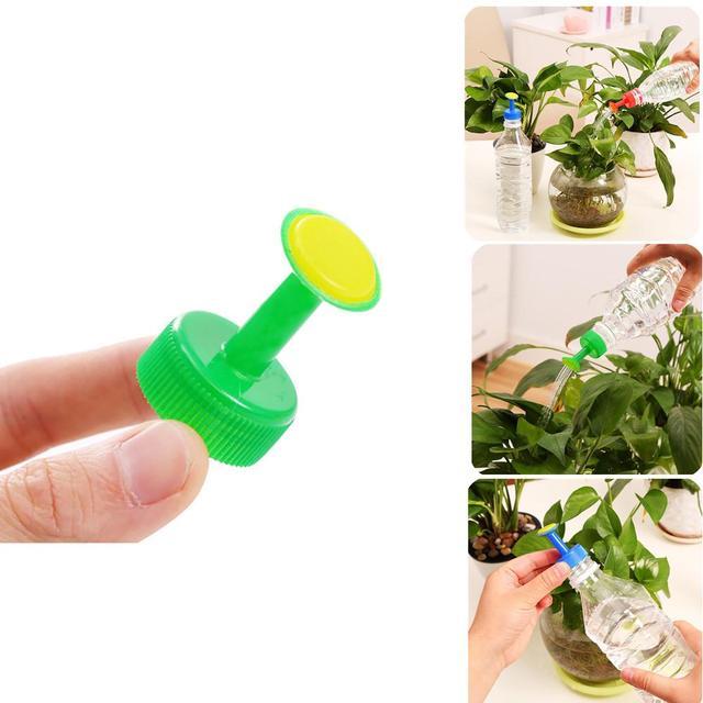 1 Pc Per La Casa di Plastica di Irrigazione Pentola Bottiglia Ugello per 3 centi