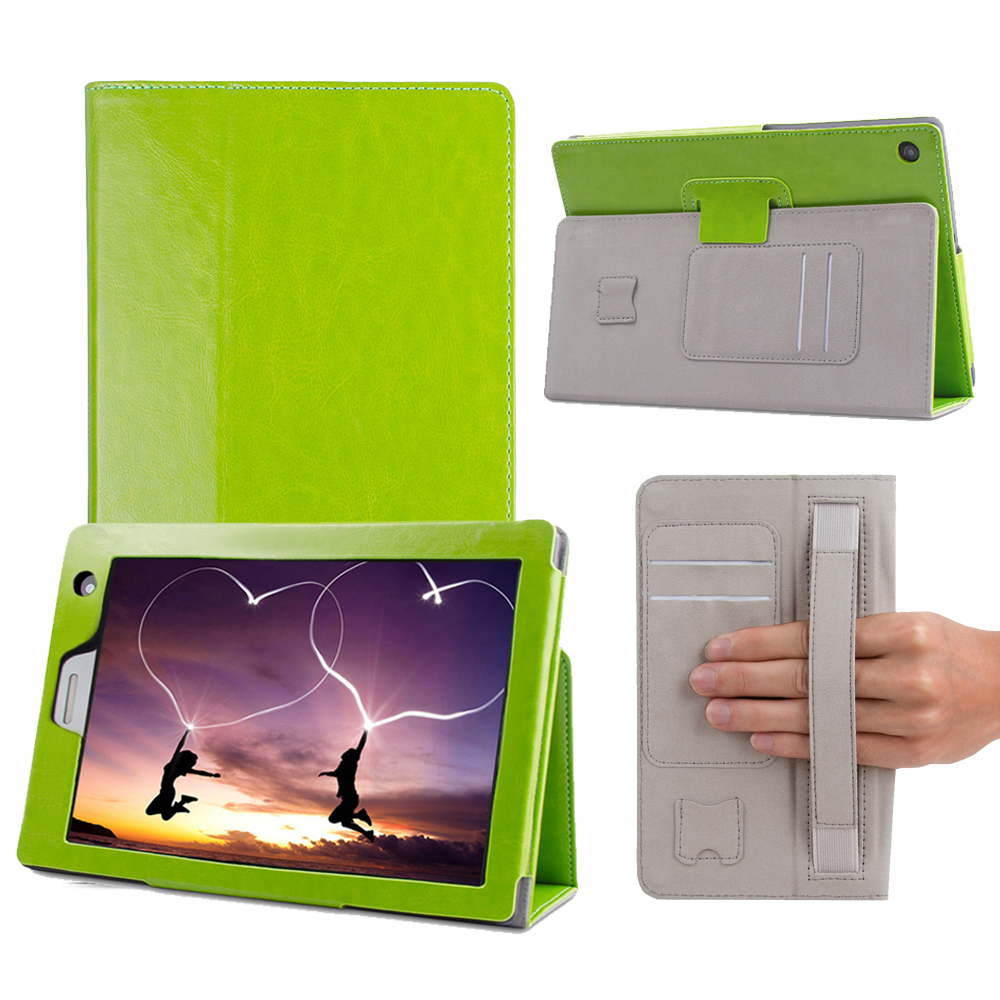 For Huawei MediaPad T3 8.0 KOB-L09 KOB-W09 Folio cover case with hand holder for 8'' Tablet PC for Honor Play Pad 2 8.0 mediapad m3 lite 8 0 skin ultra slim cartoon stand pu leather case cover for huawei mediapad m3 lite 8 0 cpn w09 cpn al00 8