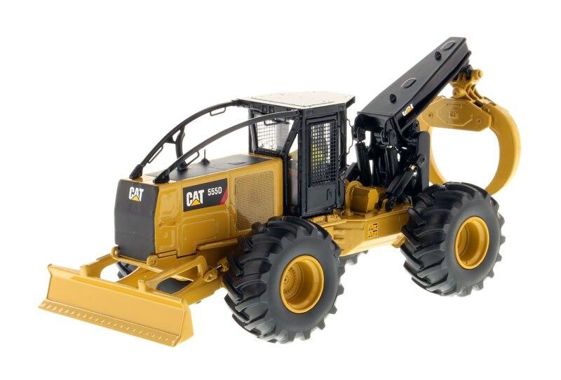 DM-85932 1:50 Cat 555D колеса скольжения игрушка