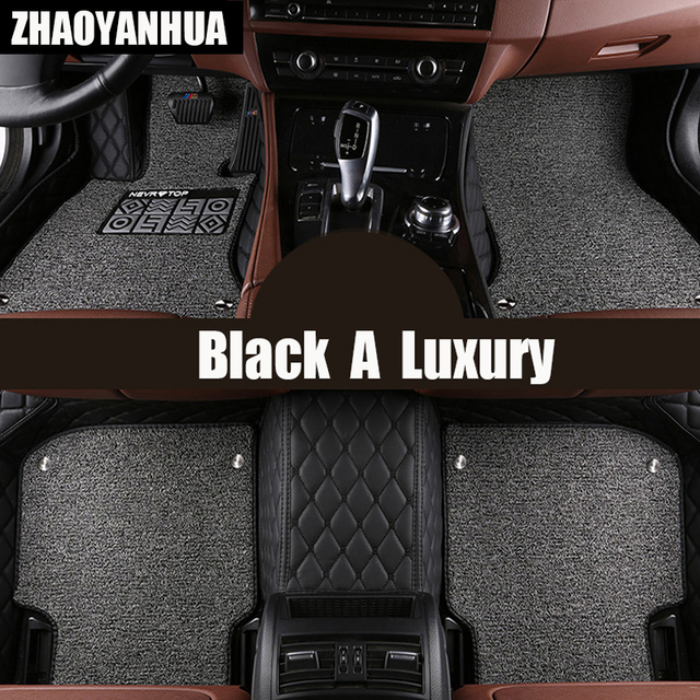 Custom Fit Car Floor Mats For Honda Civic 8th 9th 10th Generation 6D All  Weather Car