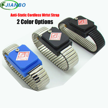 все цены на No Metal Wire Antistatic Bracelet No Anti -static Wire Esd Pulse Discharge Electronic Anti -static Labor Pulse Band Strap онлайн