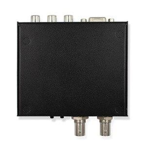 Image 4 - SDI (SD SDI/HD SDI/3G SDI) a VGA + CVBS/AV + SDI Convertitore di Supporto 1080P per il Monitor/Macchina Fotografica/Display di Trasporto libero