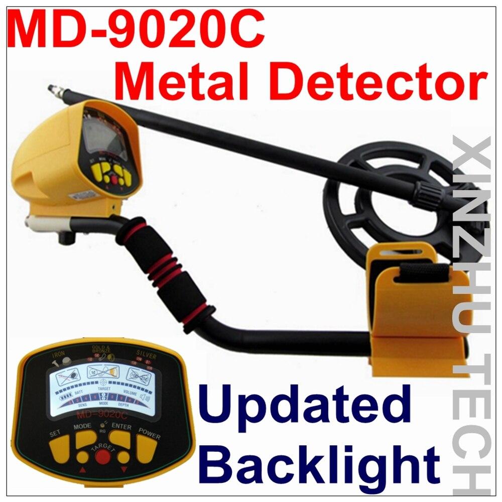 все цены на MD-9020C Underground Metal Detector Gold Digger MD9020C Treasure Hunter MD-3010II Updated Model онлайн