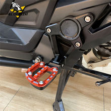 1 Pair Rear foot set Footrest Foot Pegs Pedal Passenger Rearsets for Honda X ADV X-ADV 750 2017 2018 Motorcycle Accessories