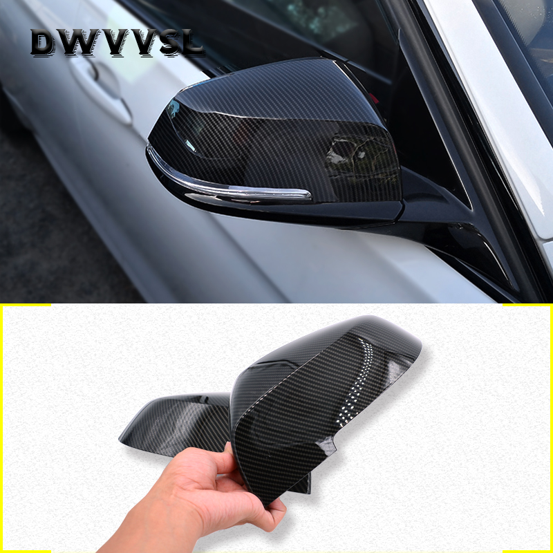 5 styles Original Review Mirror Cover For F30 F32 F36 M2 F20 F21 F22 F23 F33 F87 E84 X1 BMW 1 2 3 4 series 220i 328i 420i очки
