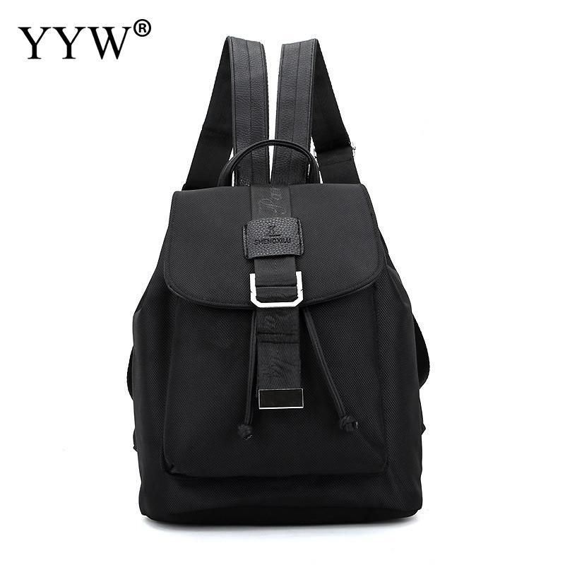 Oxford Black Backpack Fashion WomenS Backpack School Student Back Pack Female Sofebags Rucksack Mochila Escolar Backpack Girls