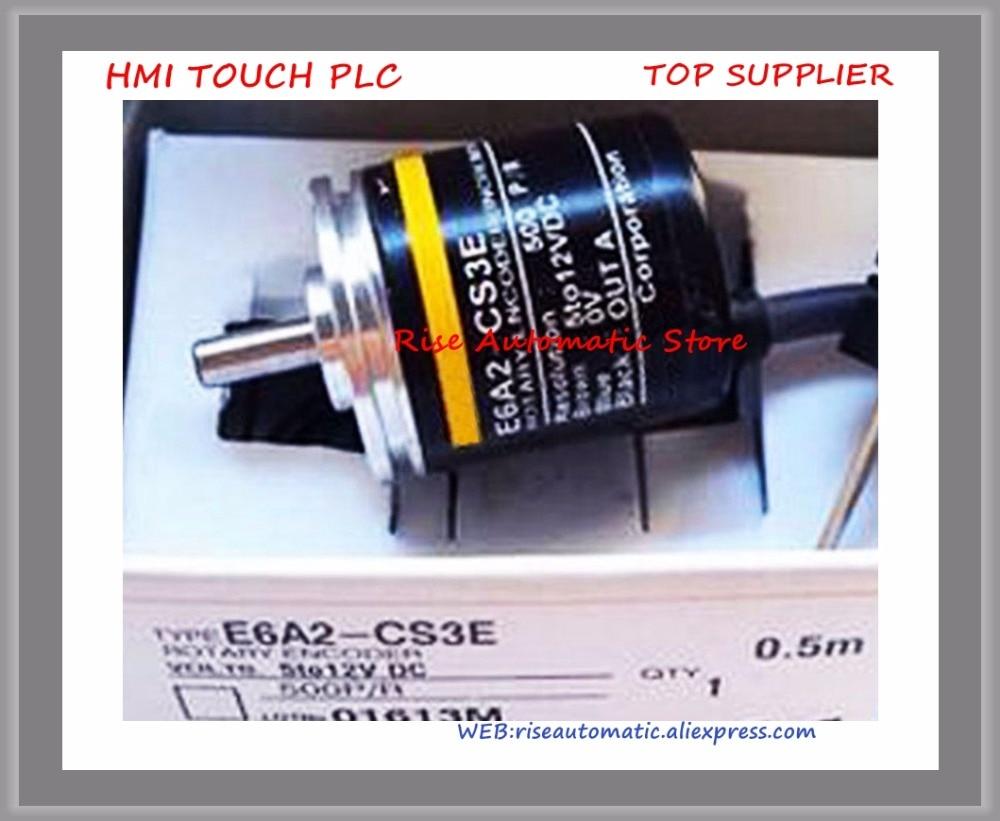 E6A2-CS3C 500P/R Encorder E6A2CS3C Rotary Encoder Industrial Encoder 500P/R,25mm Diameter,E6A2 CS3C dhl ems one new original for omron e6a2 cs3c e6a2cs3c rotary encoder 200p r new free ship