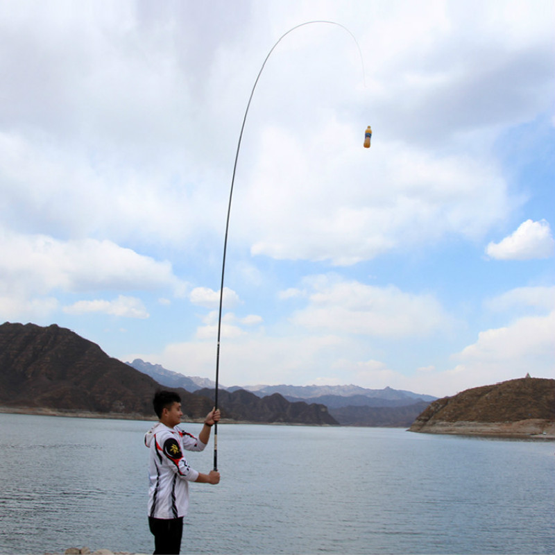 Equipamento de Pesca Pólo Telescópica Super Difícil Oltas