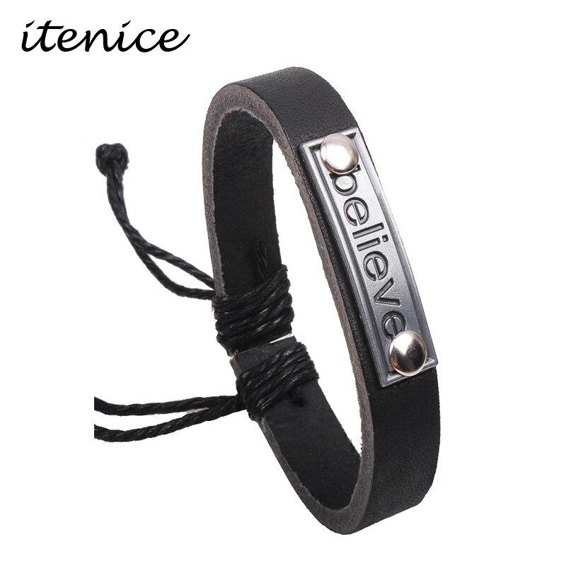 Aliexpress.com : Buy Itenice Fashion Bangle Jewelry Unisex ...