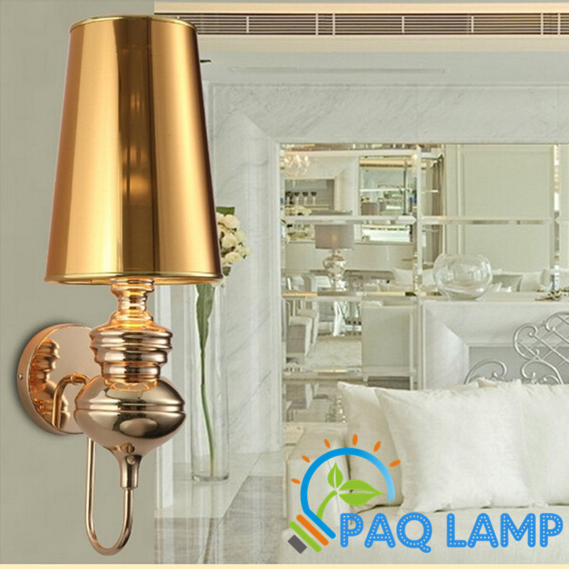Modern lights wall lamp gold silver black white color Dining room bedroom LED light fixture design of Jaime Hayon ...