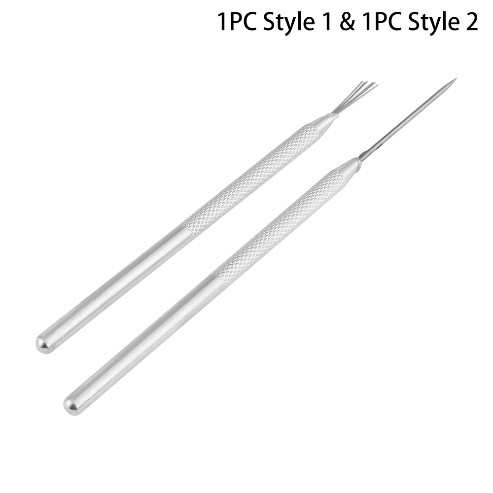 High Grade Pro Pin Needle Detail Tool for Polymer Clay Modeling Sculpture