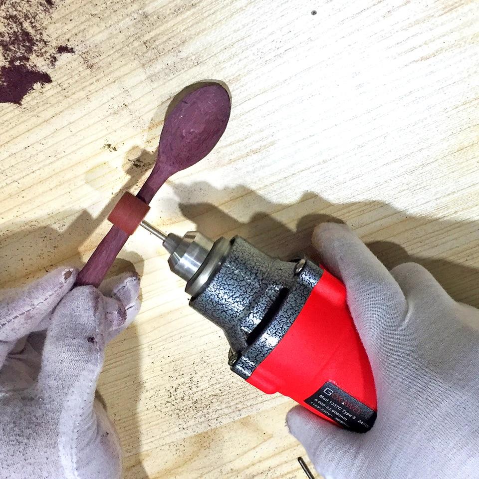 GOXAWEE Perceuse Électrique Graveur 6 Vitesse Variable Mini Grinder - Outillage électroportatif - Photo 6