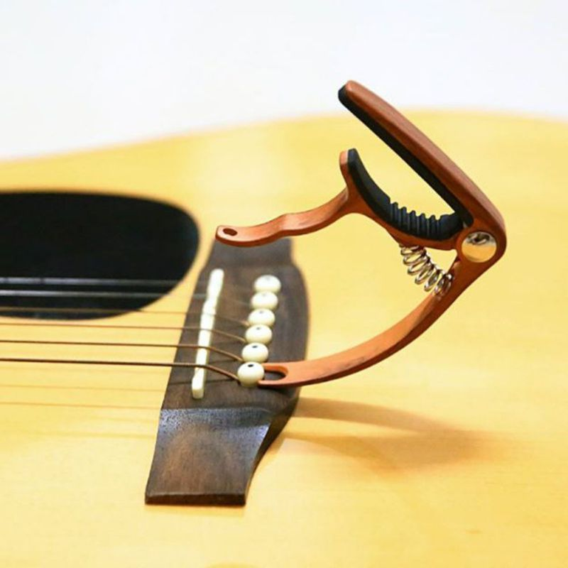 buy 1 pcs acoustic guitar capo fit for acoustic guitar electric guita and. Black Bedroom Furniture Sets. Home Design Ideas