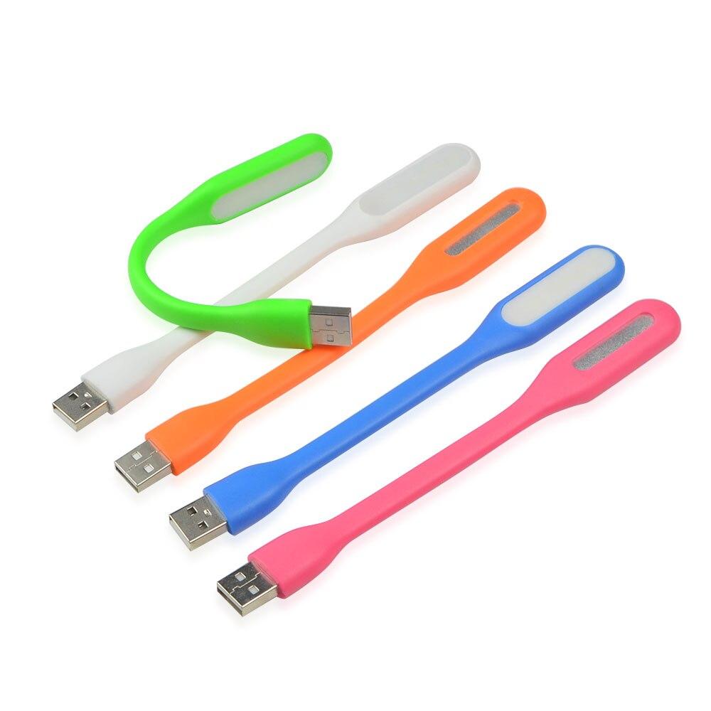 1pcs Dc 5v Usb Powered Led Desk Lamps Flexible Usb Cable
