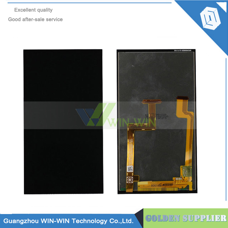 ФОТО Tested Well for HTC Desire 830 LCD Display with Digitizer Touch Screen Assembly Black Color free shipping