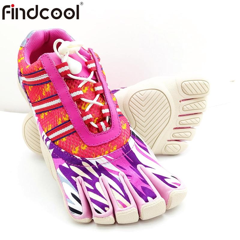Findcool cinq doigts chaussures femmes mode Rock chaussures en plein air marche 5 orteils chaussuresFindcool cinq doigts chaussures femmes mode Rock chaussures en plein air marche 5 orteils chaussures