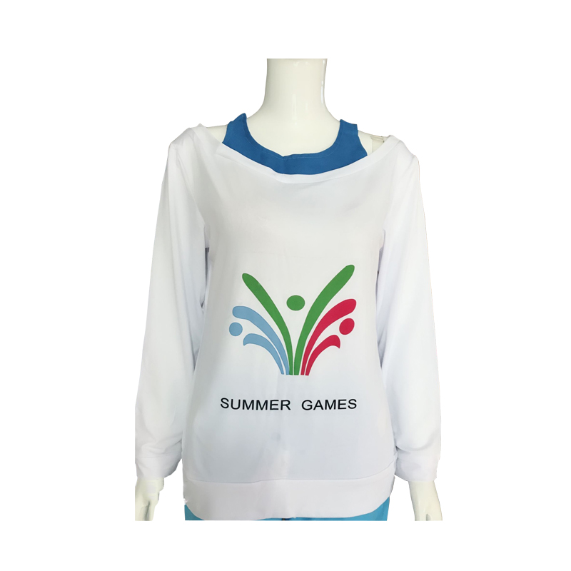 Mei-Ling Zhou Summer Games Sweater Sweatshirt tops Cosplay costume