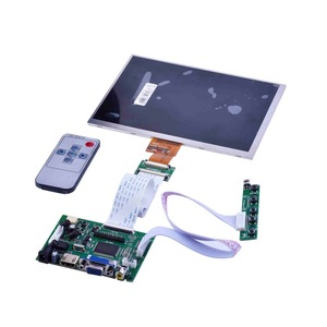 Image 2 - 8inch screen car LCD driver board HD HDMI for Raspberry pie display kit 4:3 1024X768