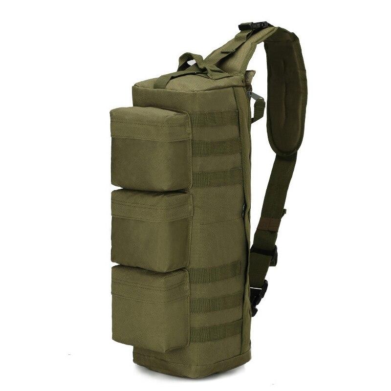 Prix pour CS Sports de Plein Air Camping Escalade Sac Camo Poitrine Pack Épaule Sac MolleTactical Militaire Épaule Sac pour Hommes