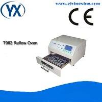 Desktop Kleine PCB SMT Elektrische Infrarot Reflow ofen T 962|Lötstationen|Werkzeug -