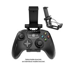 GameSir T2a inalámbrico Bluetooth USB con cable controlador Gamepad + teléfono titular para PC, teléfono Android, TV Box, steamOS